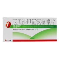 厄贝沙坦氢氯噻嗪片